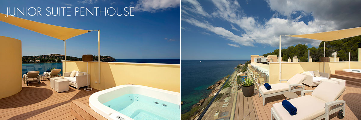 Junior suite - hotel iberostar jardin del sol