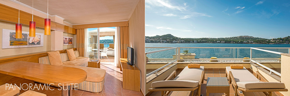Prestige Suite - Hotel Iberostar Jardin del Sol